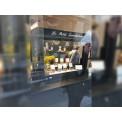 2018 - Les Cafés PFAFF - vitrine de boutique