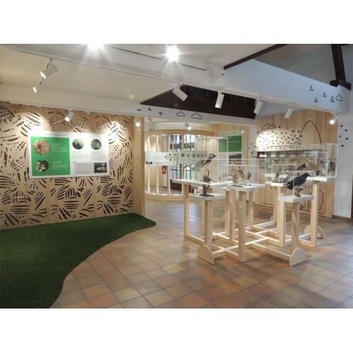 2019 - CODAH / PARC DE ROUELLES - exposition faune et flore