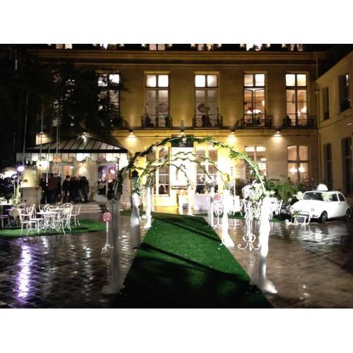 2012 - LES COULISSES DU MARIAGE