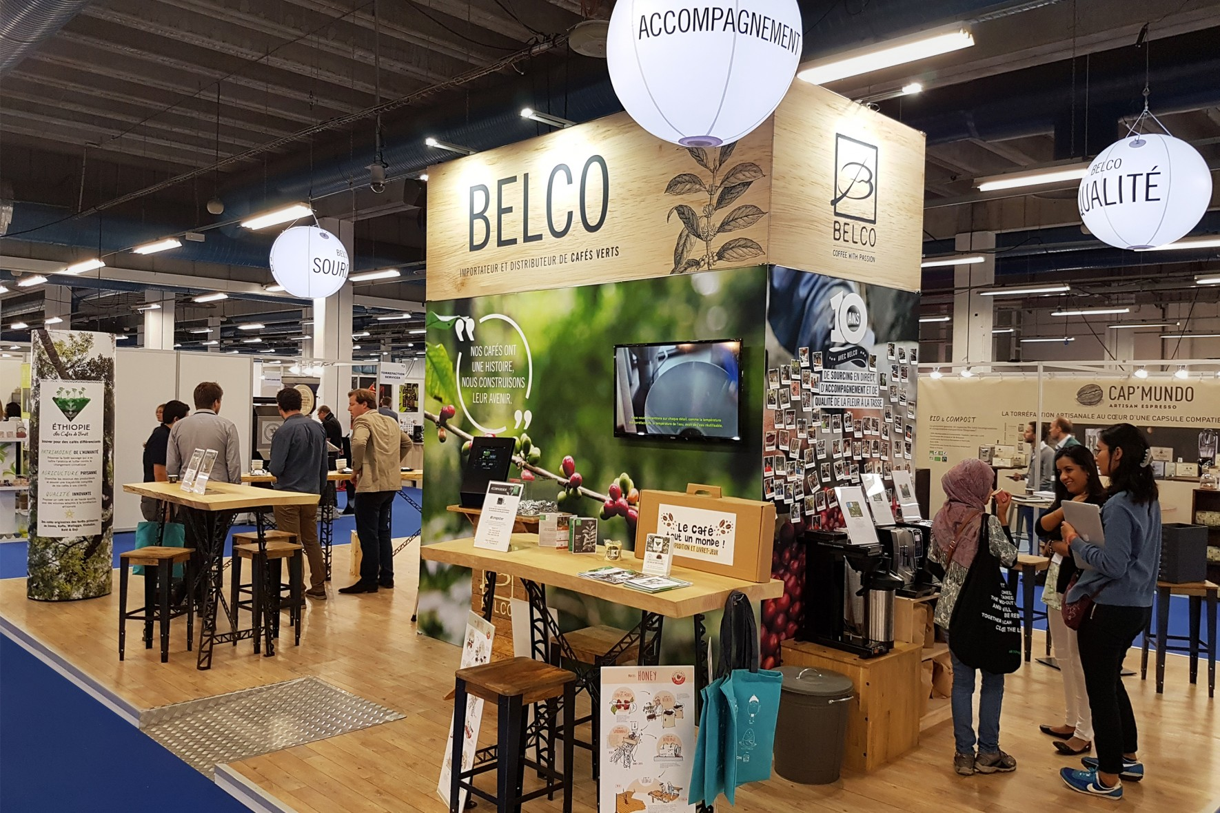 Stand Belco 2017
